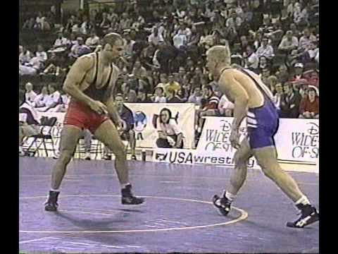 Randy Couture vs John Oostendorp