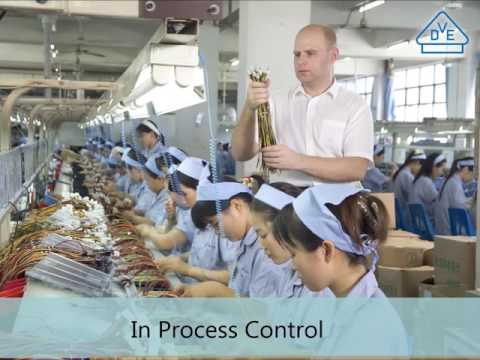 VDE Global Supply Chain Services in Shenzhen, China