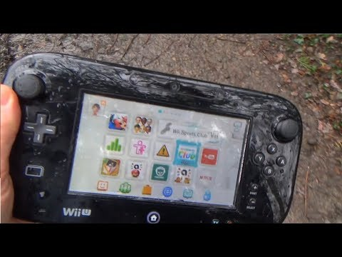 Portable Nintendo Wii U