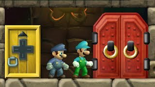 New Super Mario Bros. Wii The other P - 2 Player Co-Op - #07