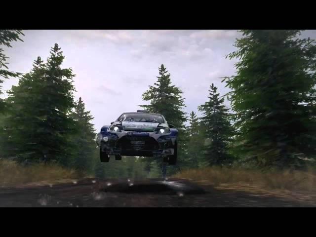WRC3 Trailer 1