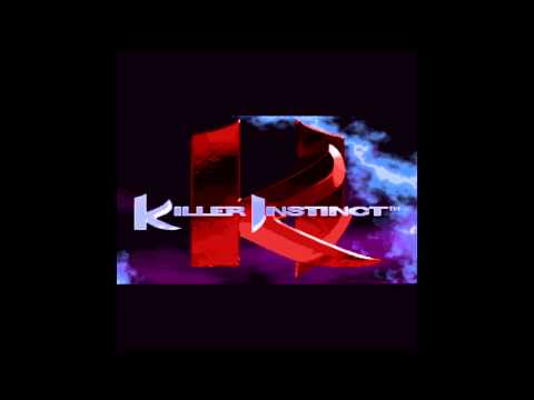 Killer Instinct - Remastered, Remixed, Rare (D1;T7) Glacius - Full Length Remix