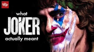 How I Wrote Joker