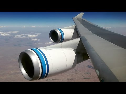 Flying the Kuwait Airways 747-400 | Kuwait - Frankfurt