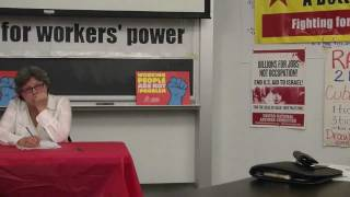 Civil Liberties Under Attack -- Fight Back! Socialism 2011 PART 8