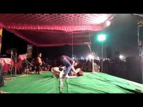 Rampat harami arkestra dance in gonda barouli