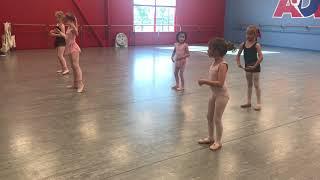 Ballet Dance Practice - Khamie