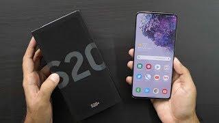 Samsung Galaxy S20 Plus Review Videos