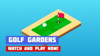Golf Gardens · Game · Gameplay
