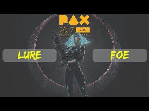 Lure vs foe | Quake Champions | PAX Australia 2017 | Showcase