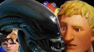 Agent Jonesy meets Ripley and The Xenomorph