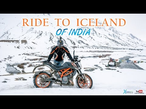 Ride to Iceland of India - Winter ride to Spiti Himalayas - day 5