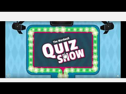 Wordwall Como Jogar Quiz Show Youtube