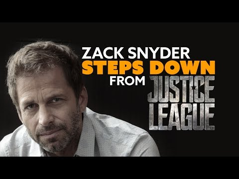 Zack Snyder Steps Back from Justice League; Joss Whedon Steps In - The Know Movie News
