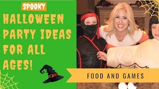Diy Halloween Party Ideas! Treats And Games You And Your Kids Will Love!