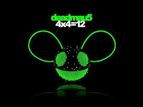 Deadmau5 4x4=12 (Continuous Mix) FULL 1 Hour 9 Mins