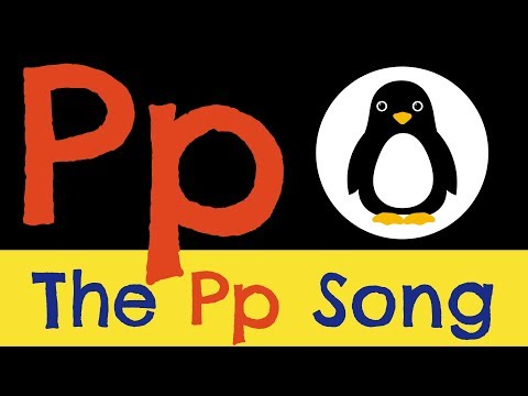 The Letter P Song