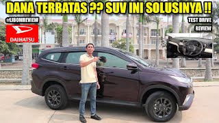 Daihatsu terios X deluxe 2019 test drive review