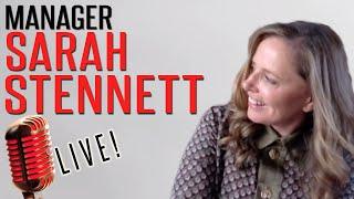Elli Goulding, Iggy Azelea Manager Sarah Stennett, - Renman Live #109