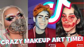 Really Crazy Makeup Art I Found On TikTok Pt 6