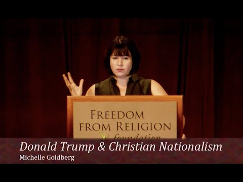 Michelle Goldberg - 2017 National Convention