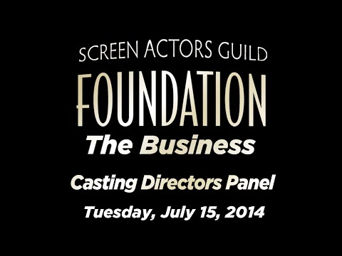 The Business: Commercial Casting Directors Panel