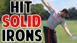 How to Hit Irons in Golf For Beginners