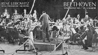 Beethoven - Symphony No. 7 in A major: I. Poco sostenuto - Vivace (Part 2)