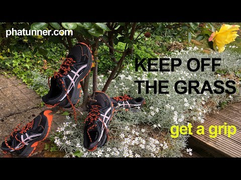 replacing-running-shoes-with-asics-trail-running-shoes-for-grip-on-muddy-paths,-trails-&-fields