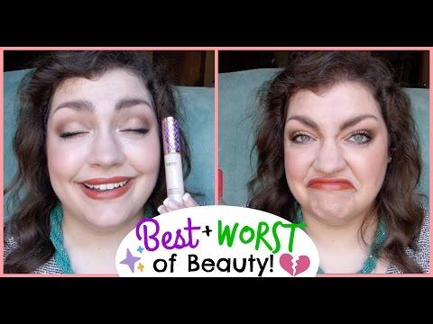 Best & Worst of Beauty: October '16