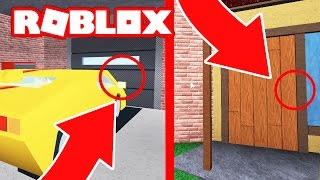 TOP SECRET HIDING SPOTS! | Roblox Murder Mystery 2