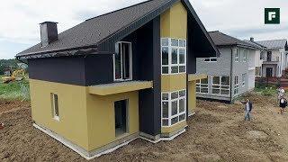 Быстровозводимые дома из трёхслойных железобетонных панелей // FORUMHOUSE(, 2018-07-03T17:50:36.000Z)