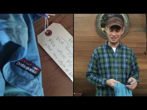 Better Than New   Patagonia's Worn Wear® Repair Truck & Facility