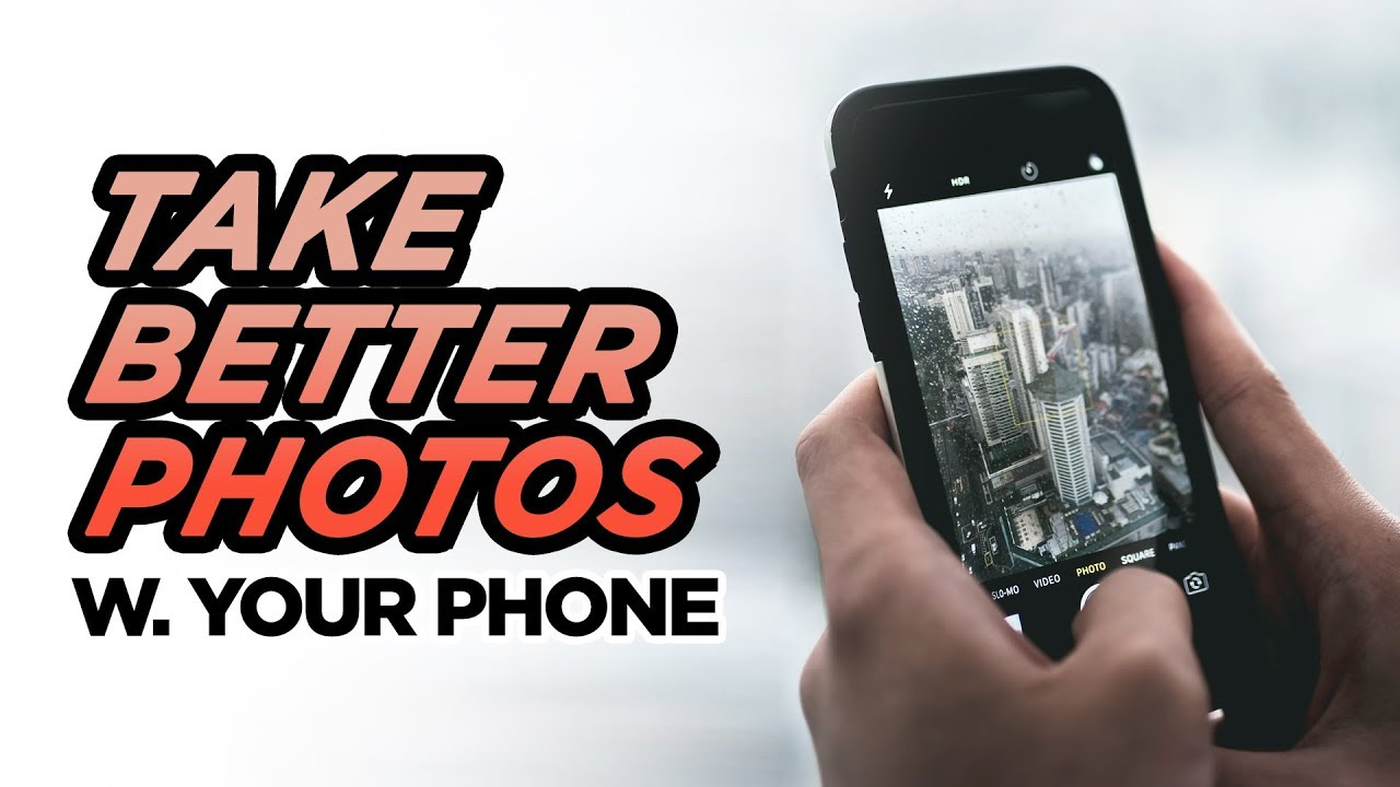 Take Better Instagram Photos With Your iPhone | Phone ...