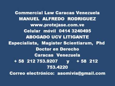 commercial law caracas venezuela