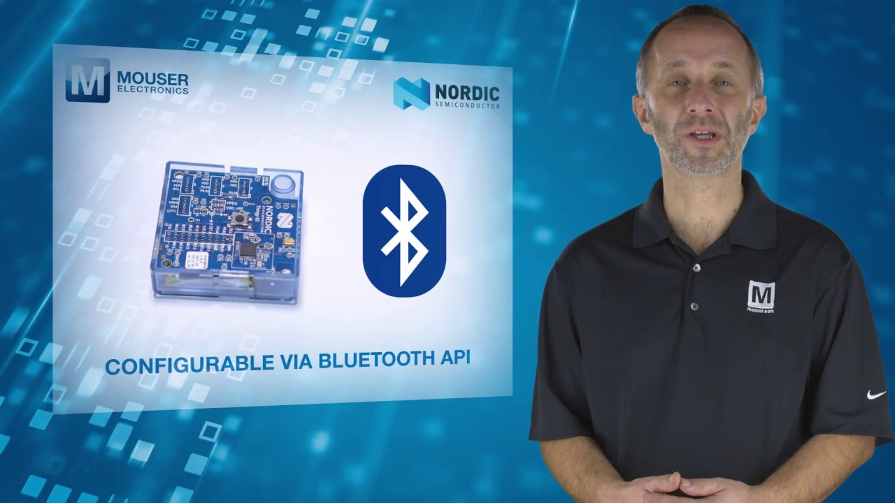 Nordic Semiconductor Thingy:52™ IoT Sensor Development Kit - Featured  Product Spotlight