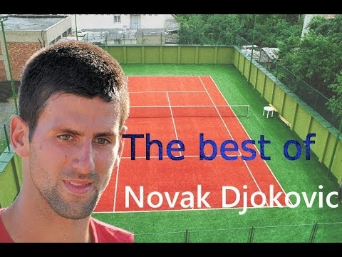The best of Novak Djokovic - TennisTV