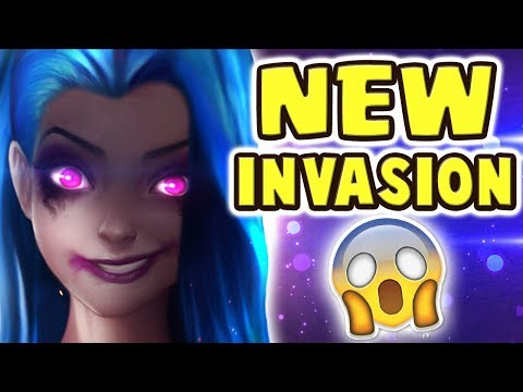 NEW INVASION ONSLAUGHT (HARDEST DIFFICULTY) THE CRAZIEST GAME MODE EVER MADE | BEST TEAM Nightblue3