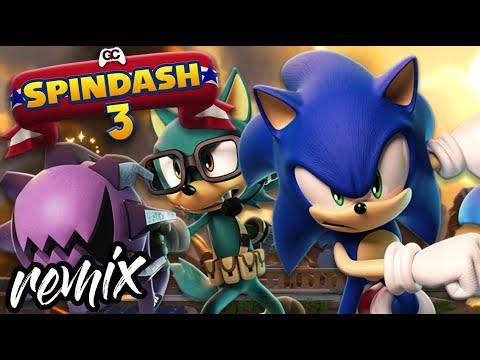 Ghost Town (Sonic Forces) ~ Lil Boulder Remix ~ Spindash 3