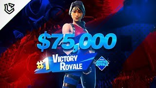 How Nolan Won Fortnite Winter Royale and $75,000