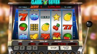 VM Casino - Classic 7 slot machine