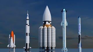 Duurzaamheid ruimtevaart deel 1: Raketbrandstof