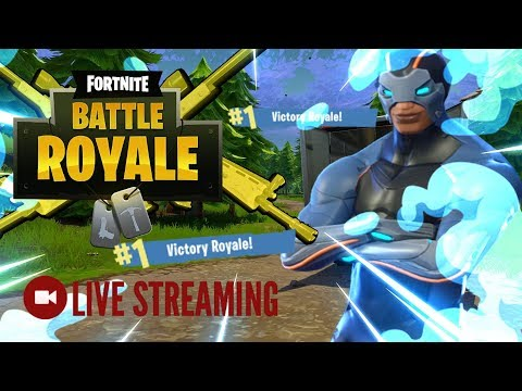 Fortnite battle royale live stream //sub = Hype//fans can join//CLOSE ENCONTERS//