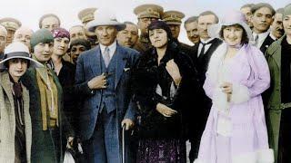 Atatürk'ün Az Görülmüş En Net Renkli Fotoğrafları, Mustafa Kemal Paşa