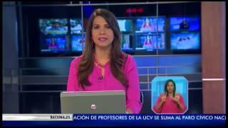 El Noticiero Televen - Emisión Estelar - Martes 25-07-2017