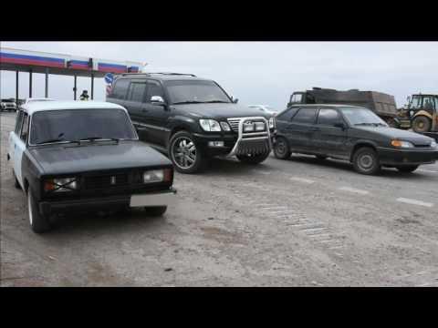 """Рейд ГИБДД """"Тонировка"""" в Ростове-на-Дону"""
