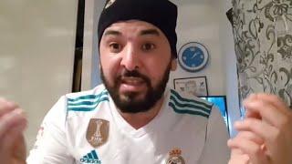 PSG VS REAL MADRID 1-2 DEBRIEF+JE CASSE MA TV (DI MARIA T ES NUL)