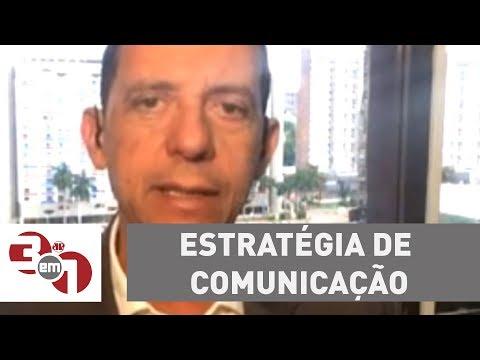 """José Maria Trindade: """"Governo muda totalmente a estratégia de comunicação com o Congresso"""""""