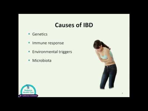 2015 Conference - Archived Session - Pediatric Inflammatory Bowel Disease