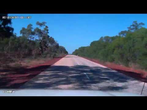 Video 70 - Great Northern Highway - Cape Leveque Road - Returning from Kooljaman Resort
